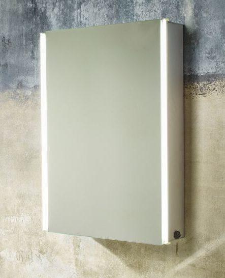 440mm Single Door with LED Lighting