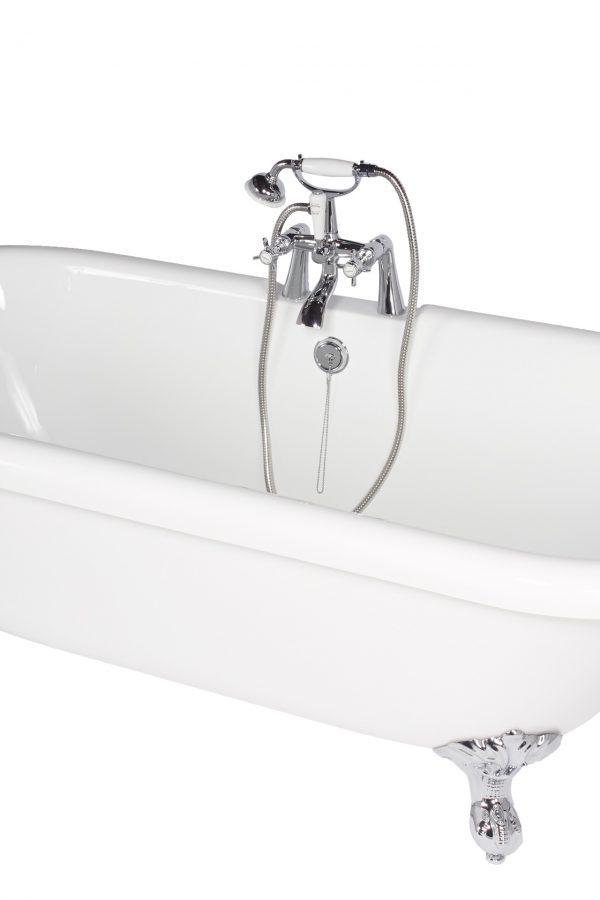 Baths Roll Top 1500 Claw Feet