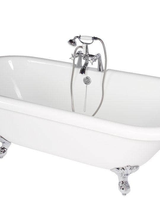 Baths Roll Top 1700 Claw Feet