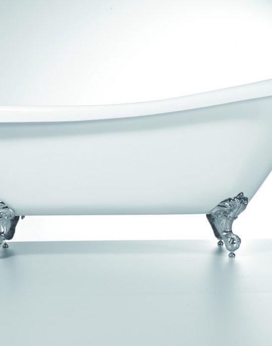 Slipper Traditional Style 1700 Freestanding Bath