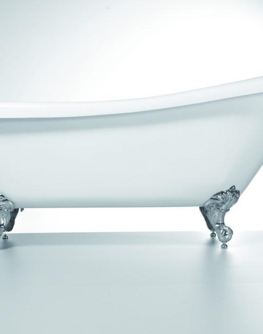 Slipper Traditional Style 1550 Freestanding Bath