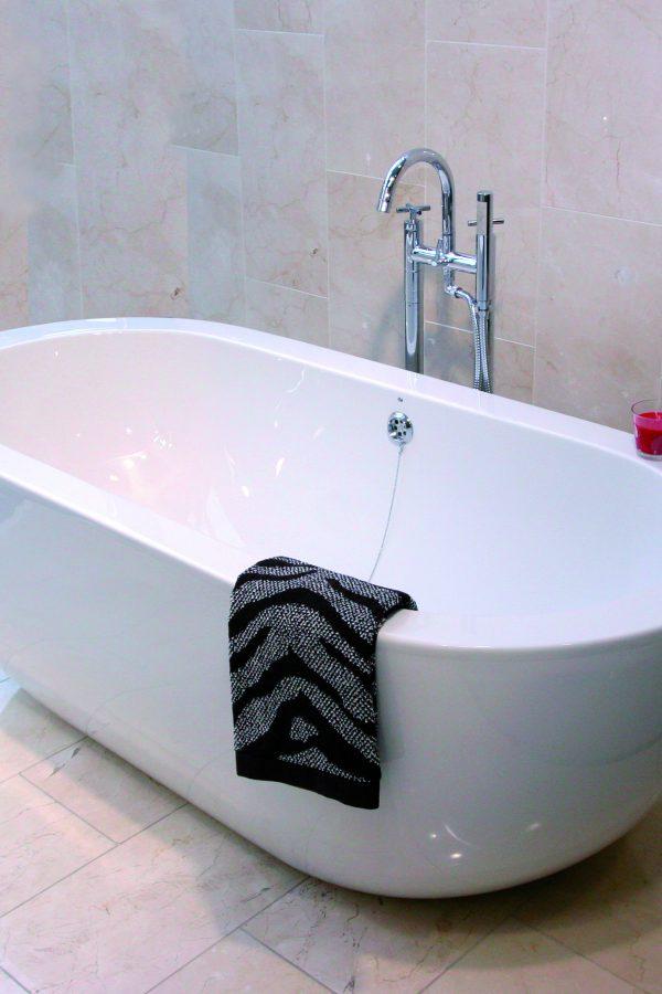 Baths Bristol Free Standing Bath 1605mm