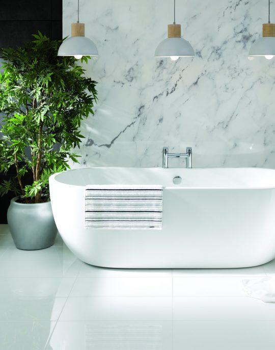 Paris Contemporary 1655 Freestanding Bath