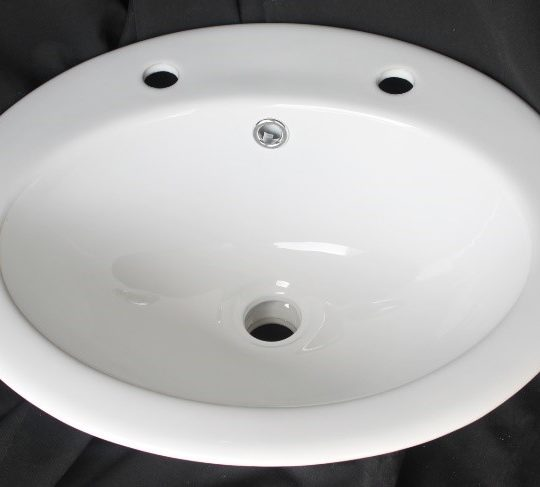June 2 Tap Hole insert Basin only