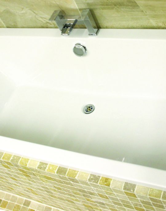 Q Bath 1800 x 800 Double Ended Bath Only