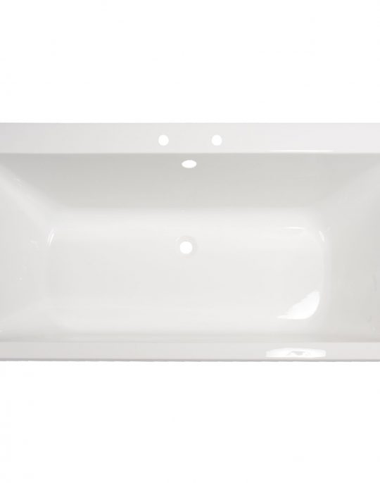 Rosa 1900 x 900 Double Ended Bath Only