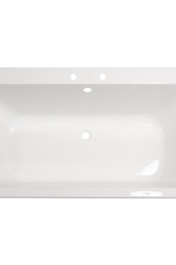 Rosa 1700 x 750 Double Ended Bath Only