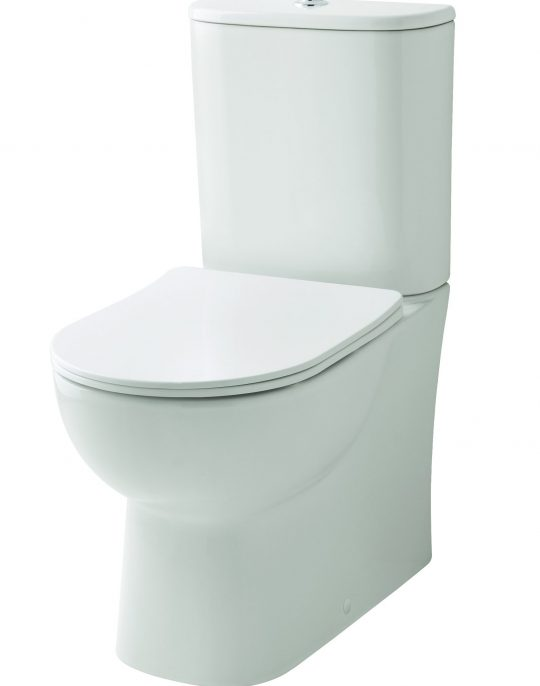 Boston Comfort Height Closed Couple WC