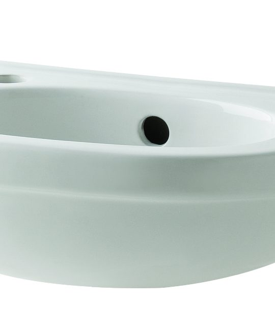Cloakroom Basins Kosmo 2TH Basin only