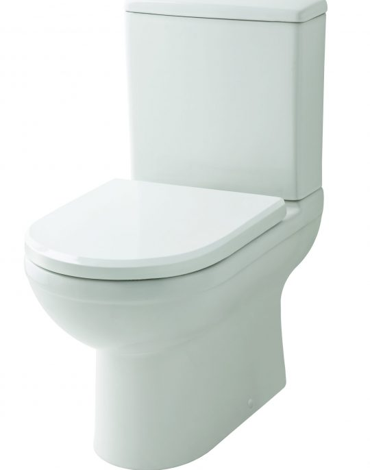 Kosmo Close Coupled Fully Flush Pan Only