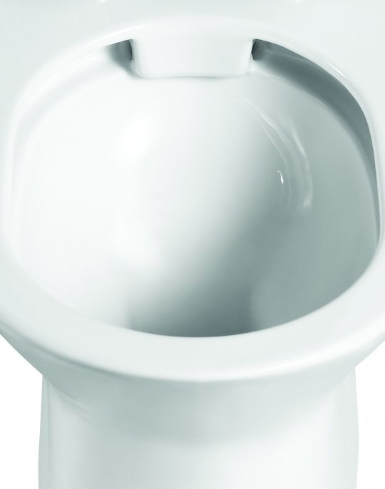 Maria Close Coupled Pan Only (Open Back)