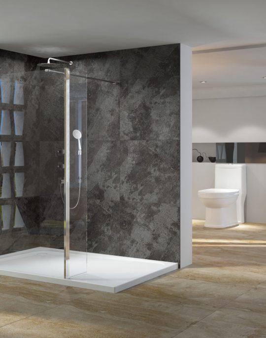 Casanuova 800 Wet Room Panel