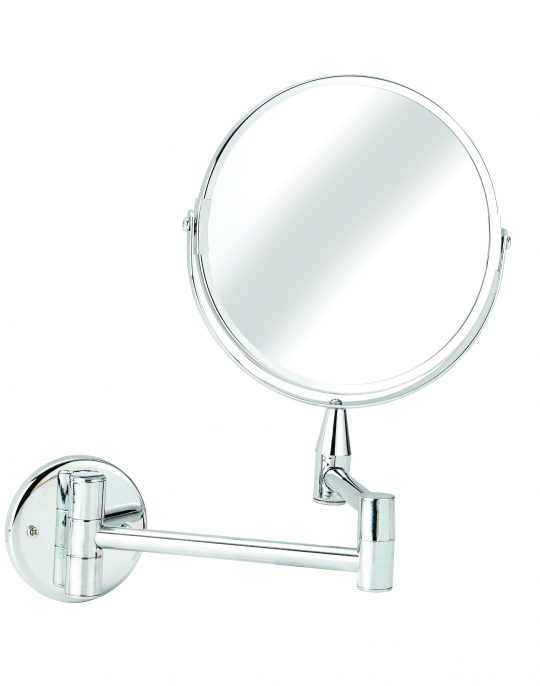 Small Round Magnifying Mirror