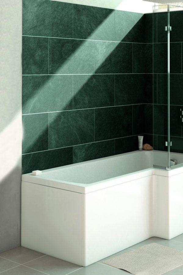 Casanuova – L-Shaped Shower Bath Screen