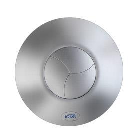 iCON 30 Silver – Cover – Silver