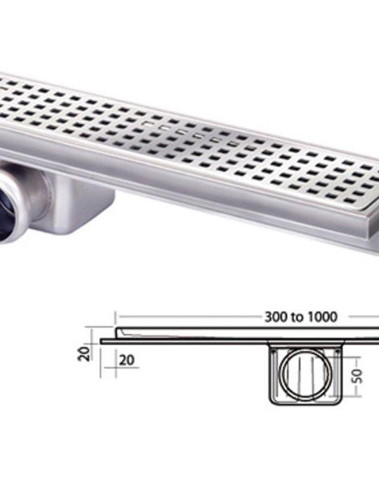 FLOOR DRAIN 100 x 500mm