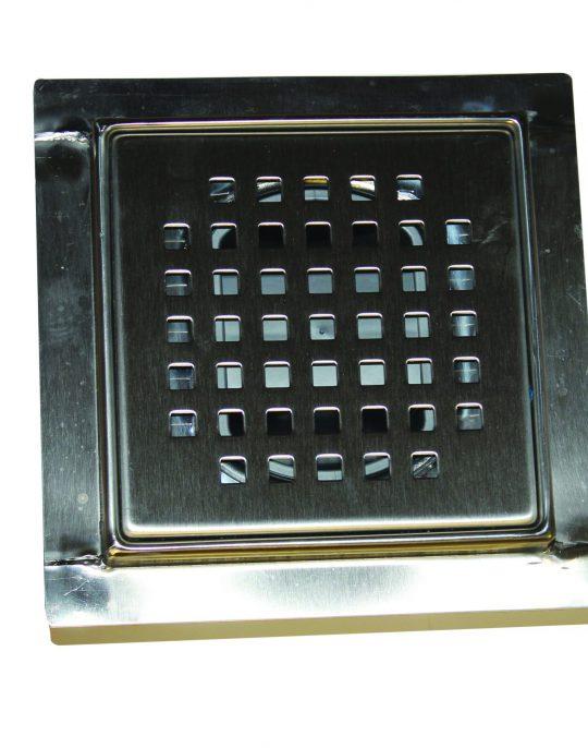 150mm x 150mm Horizontal Trap