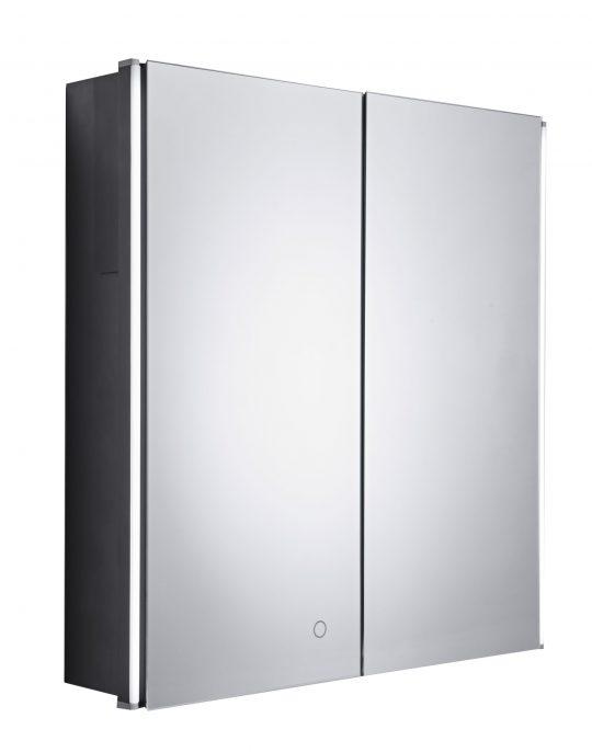 FACADE 600mm Double Door Mirror Cabinet