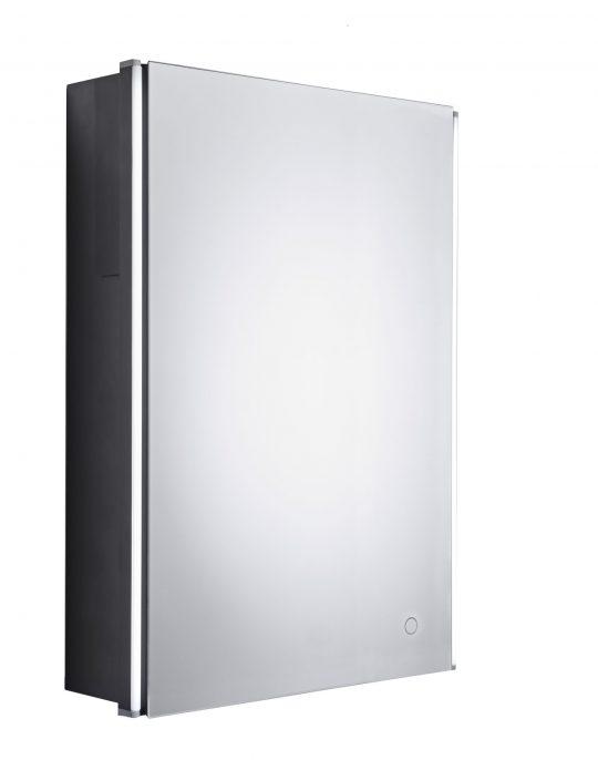 FACADE 440mm Single Door Mirror Cabinet