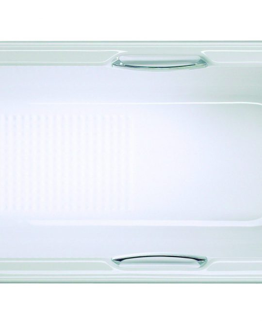 Granada 1500 x 700 Twin Grip 5mm Single Ended Bath Only