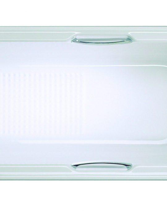 Granada 1700 x 700 Twin Grip 5mm Single Ended Bath Only