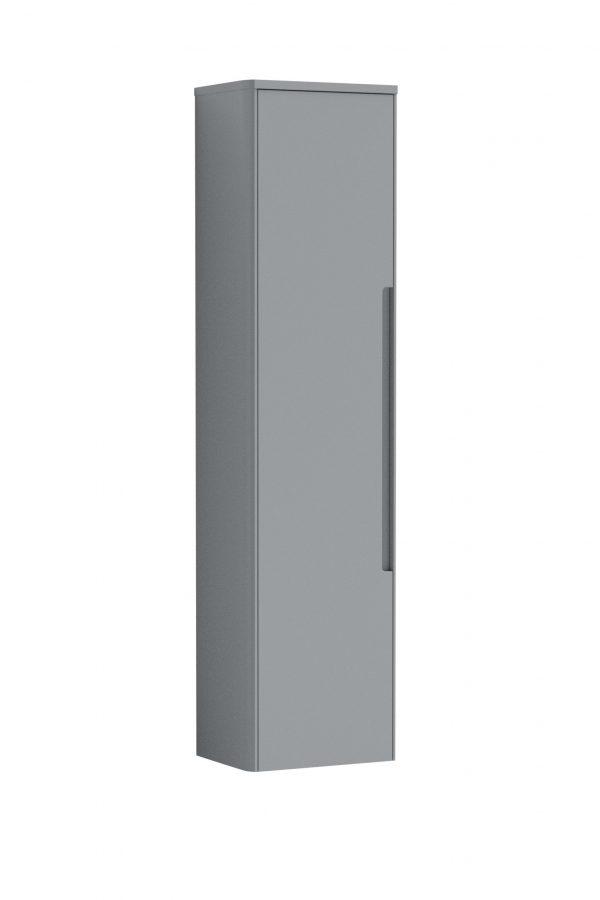Lotti Tall Wall Hung Unit – Matt Grey