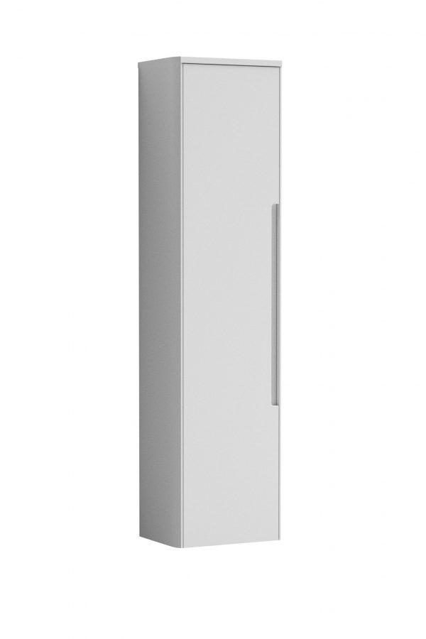 Lotti Tall Wall Hung Unit – Matt White