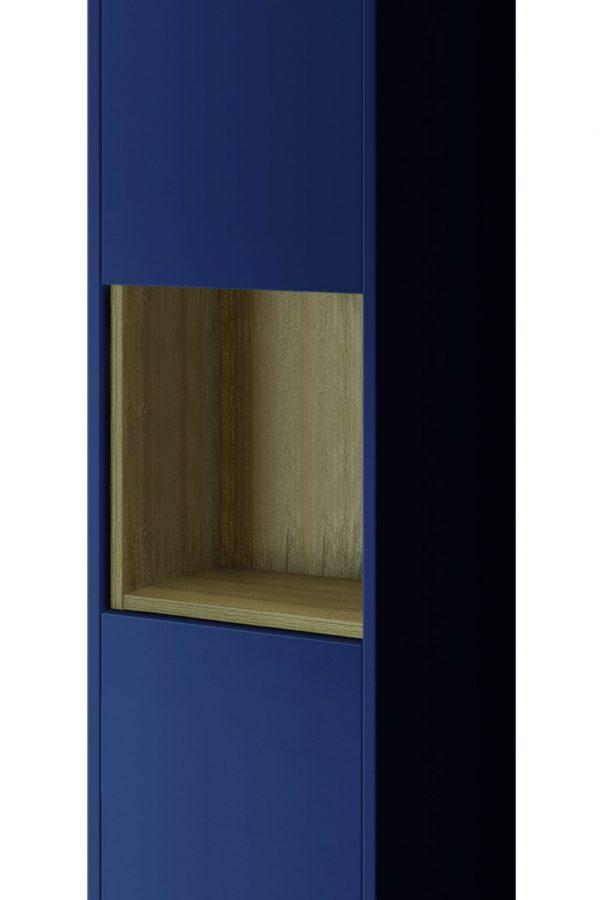 1400mm  Tall Boy – Matt Sapphire Blue (Unit Only)