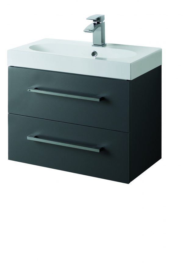 600mm Wall Hung Cabinet Only