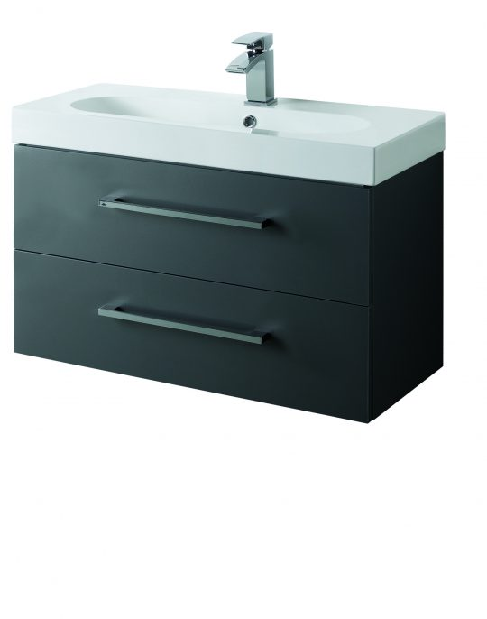 800mm Wall Hung Cabinet Only