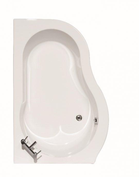Qubec 1500  x 1000 Left Hand Bath Only