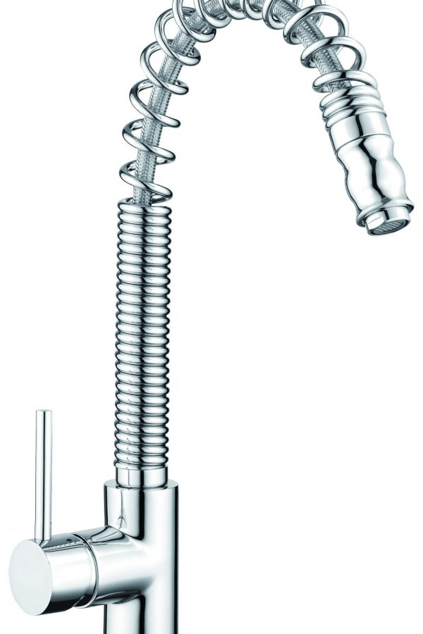 Kitchen Mixer Pull Out  – Chrome