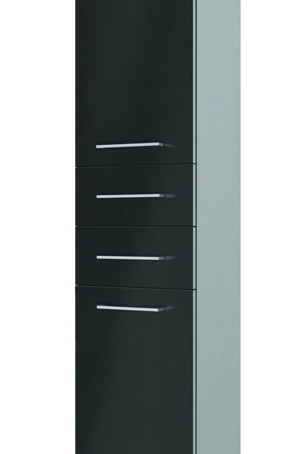 1600mm Tall Boy – Gloss Graphite (Unit Only)