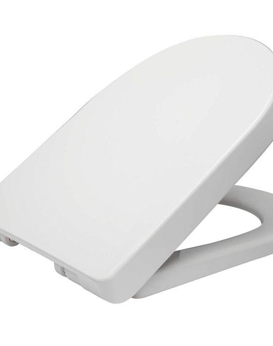 Universal D-Shape Toilet Seat