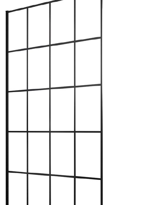 Sorento 1100mm Wetroom Panel Only