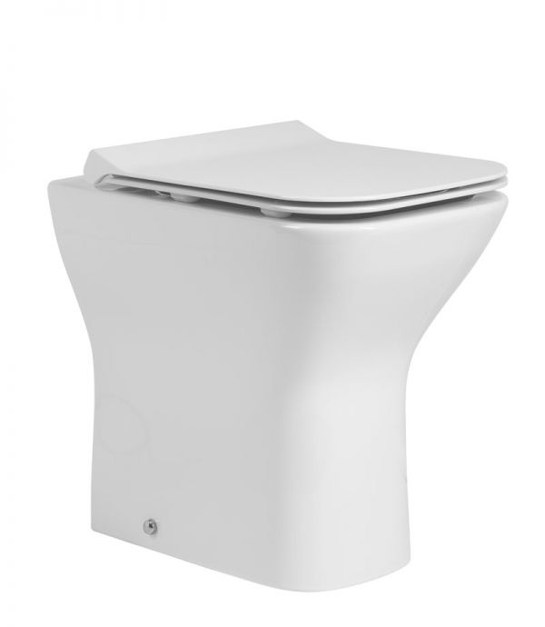 Structure Comfort Height Back to Wall Pan Only