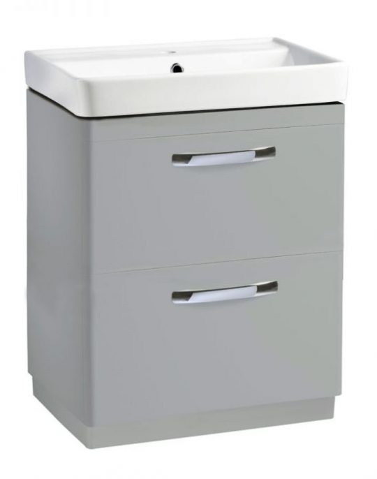 600mm Freestanding – Grey (Unit Only)