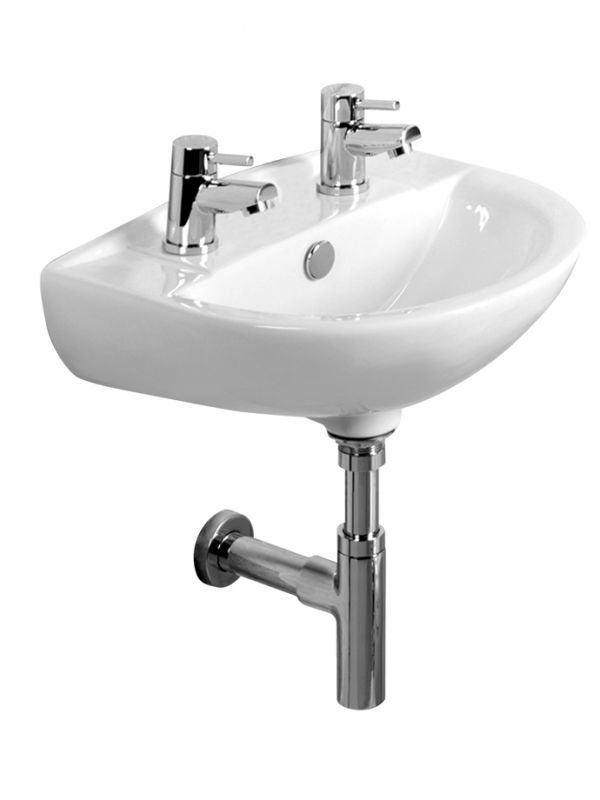 Micra 565mm 2TH Basin only