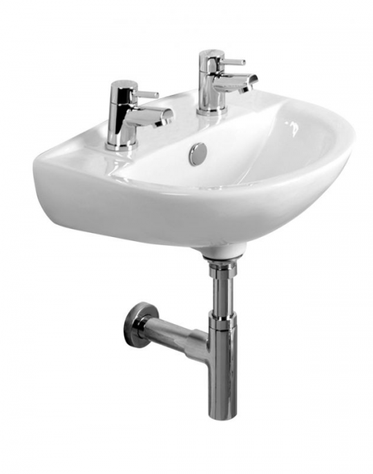Micra 450mm 2TH Basin Only