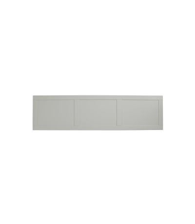 Lansdown – 1700mm Bath Panel Pebble Grey