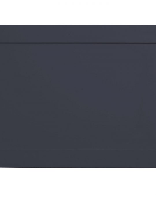 Lansdown – 700mm Bath Panel Dark Grey Matt