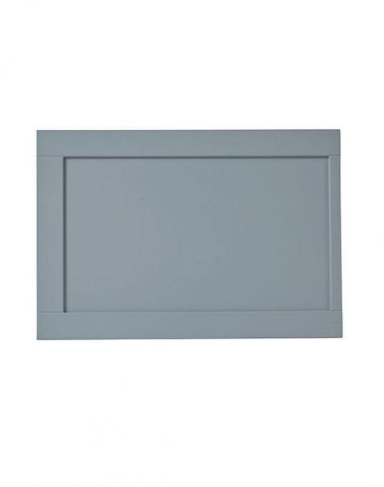 Lansdown – 700mm Bath Panel Mineral Blue