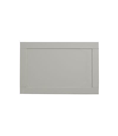 Lansdown – 700mm Bath Panel Pebble Grey