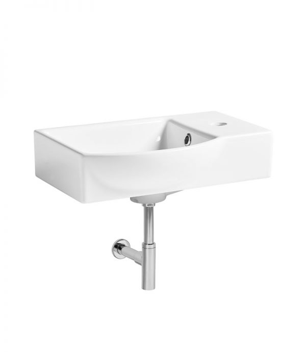 Cloakroom Basins Blend Wall hung basin