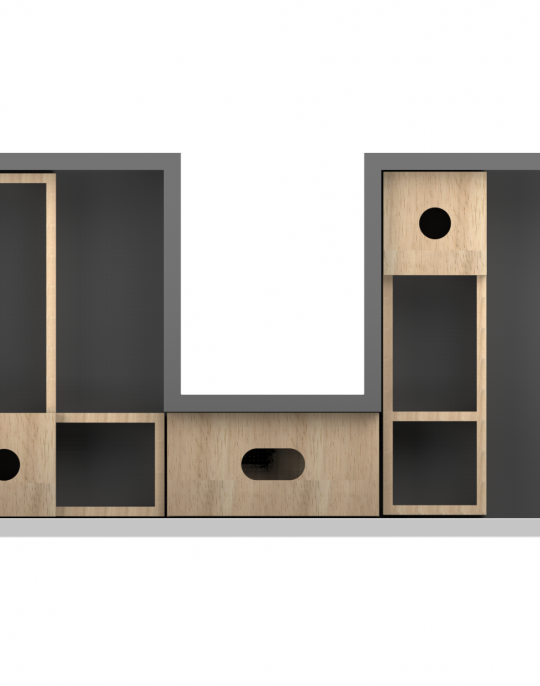 Storage Sets Internal Storage Set 8