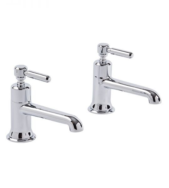 Marston Basin Taps (pair) Waste not Included