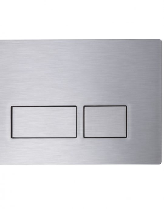Flush Plates Square Push Plate Stainless Steel