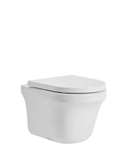 Aerial Wall Hung Pan Only