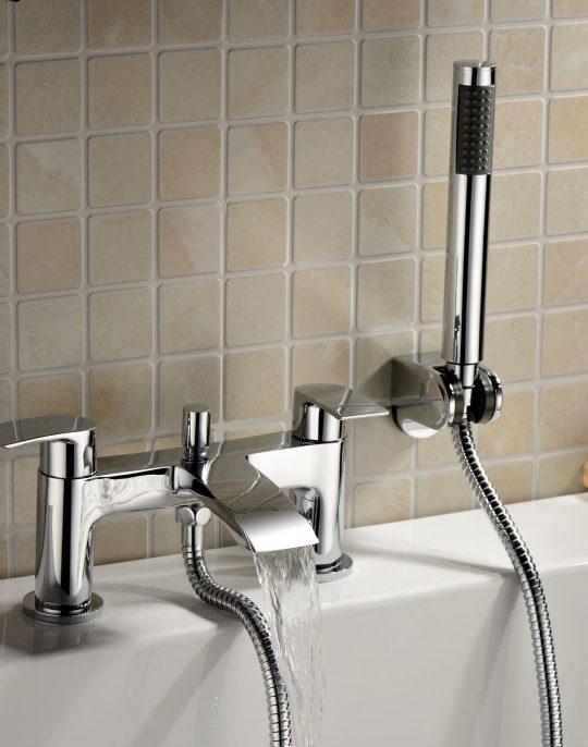 Shade Bath Shower Mixer