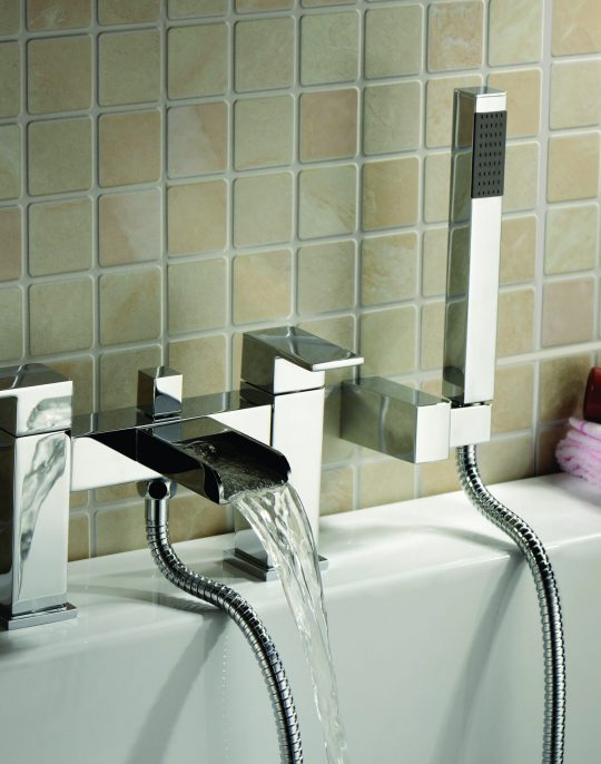 Torc Bath Mixer